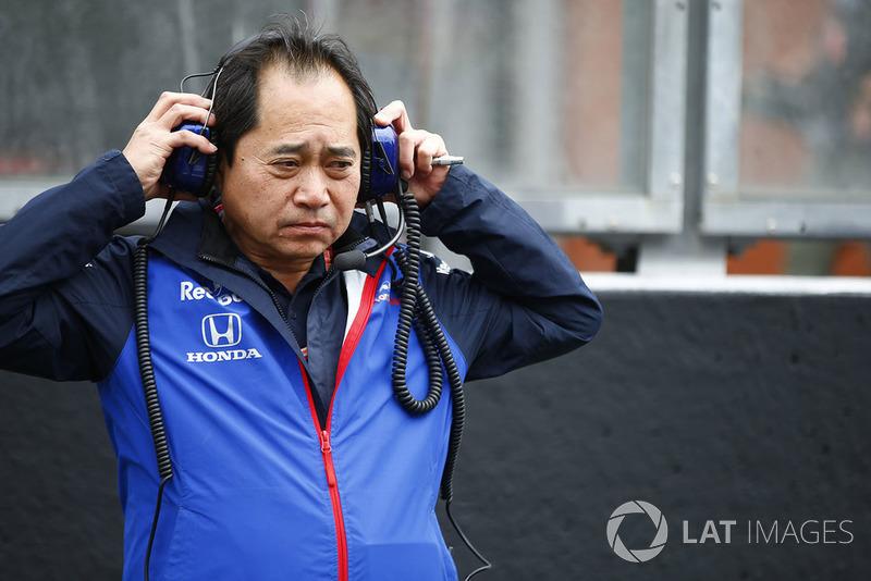 Toyoharu Tanabe, Dyrektor Techniczny F1, Honda