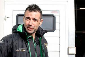 #82 GRT Grasser Racing Team Lamborghini Huracán GT3: Rolf Ineichen