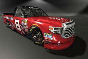 Chase Purdy, Toyota Tundra