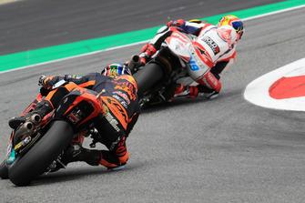 Jorge Navarro, Federal Oil Gresini Moto2, Brad Binder, Red Bull KTM Ajo