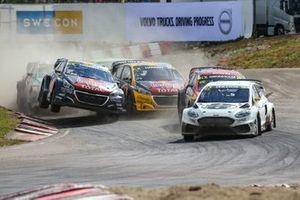 Себастьян Эрикссон, Olsbergs MSE, Ford Fiesta ST MK8, Тимми Хансен и Кевин Хансен, Team Hansen MJP, Peugeot 208 WRX