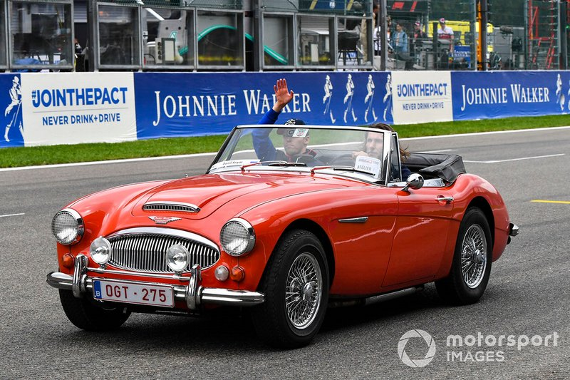 Daniil Kvyat, Austin-Healey 3000 Mark III