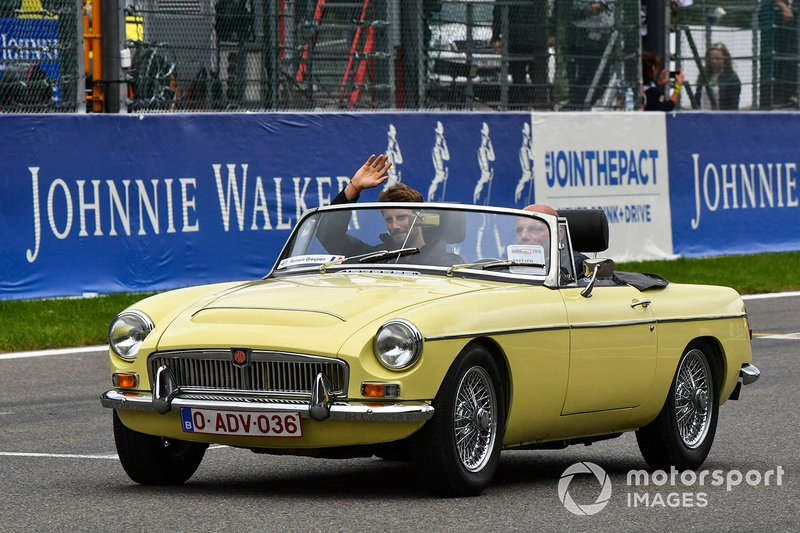 Romain Grosjean, MG MGC