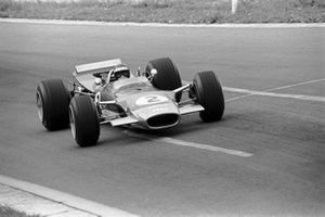 Jackie Oliver, Lotus 49B