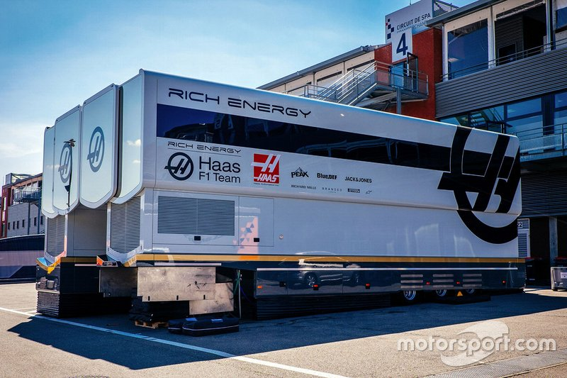 Моторхоум Haas