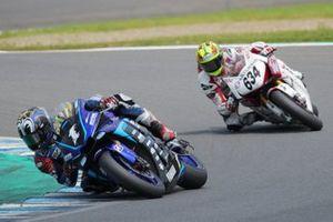 Katsuyuki Nakasuga leads Ryo Mizuno