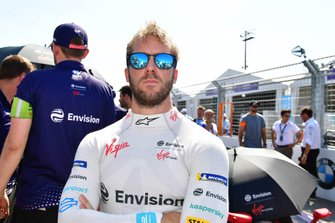 Sam Bird, Envision Virgin Racing on the grid