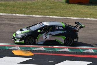 Comini-Segu, Elite Motorsport, Volkswagen Golf GTI TCR DSG
