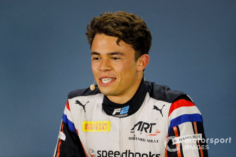 17. Nyck De Vries, Formula 2