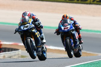 Loris Baz, Althea Racing, Michael van der Mark, Pata Yamaha