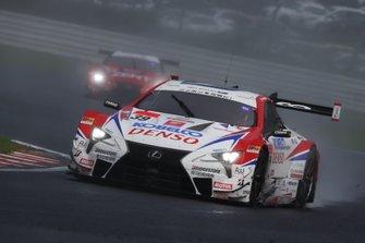 #39 SARD Lexus LC500: Heikki Kovalainen, Yuichi Nakayama