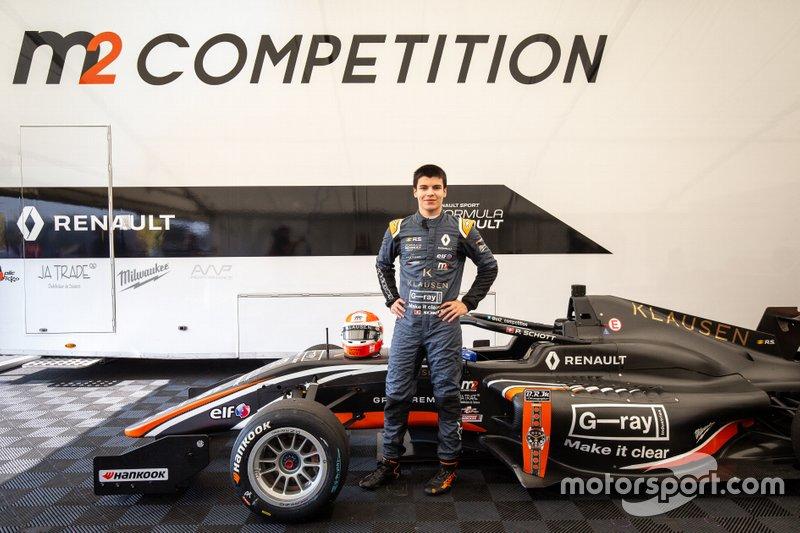 Patrick Schott, M2 Competition