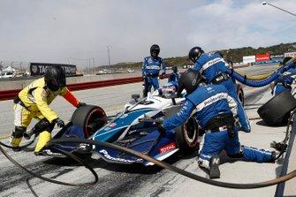 Пит-стоп: Такума Сато, Rahal Letterman Lanigan Racing Honda