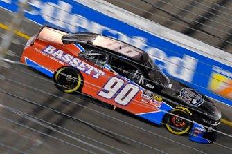 Ronnie Bassett Jr., DGM Racing, Chevrolet Camaro Bassett Gutters and More