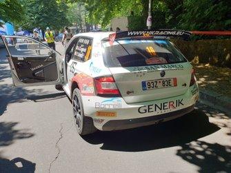 Andrea Crugnola, HK Racing, SKODA Fabia R5