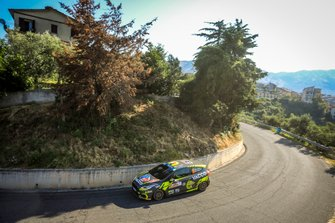 Эрик Цаис и Йиндржишка Жакова, ACCR Czech Rally Team I, Ford Fiesta R2T19