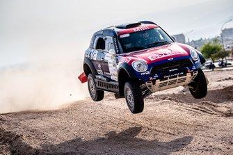 Kuba Przygoński, Timo Gottschalk, Mini All4 Racing