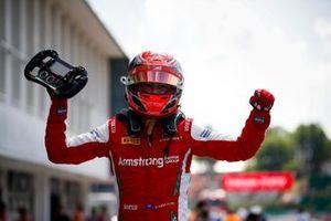 Победитель Маркус Армстронг, PREMA Racing