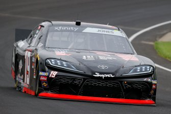 Brandon Jones, Joe Gibbs Racing, Toyota Supra First Foundation