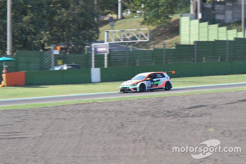 Alberto Tapparo, Enrico Bettera, Pit Lane Competizioni, Volkswagen Golf GTI TCR