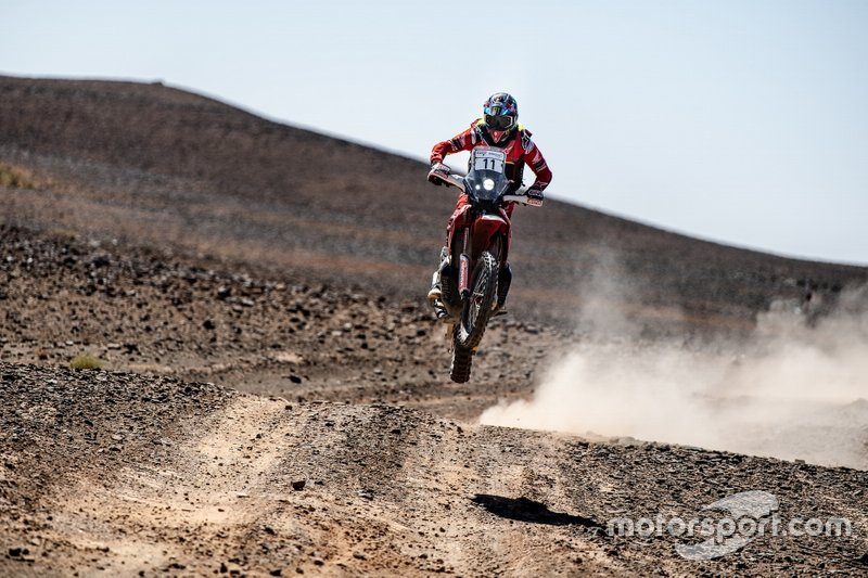 #11 Monster Energy Honda Team: Joan Barreda Bort