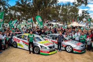 Rick Kelly and Russell Ingall