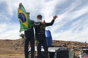Reinaldo Varela e Gustavo Gugelmin, Can-Am Maverick X3 - FIA World Cup for Cross-Country Rallies 2019