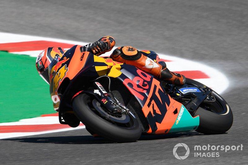 2 место. Пол Эспаргаро, Red Bull KTM Factory Racing - 1:32,560