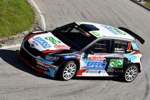 Jordan Brocchi, Fabio Grimaldi, Skoda Fabia R5, Winners Rally Team