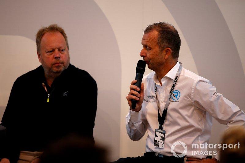 Dr. Andreas Baenziger, R-Motorsport