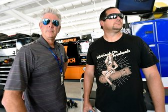 BJ McLeod, Petty Ware Racing, Ford Mustang JACOB COMPANIES and Rick Ware