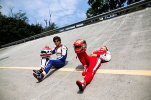 Pedro Piquet, Trident and Marcus Armstrong, PREMA Racing