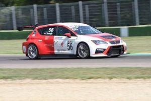 Gunter Benninger, Wimmer Werk Motorsport, Cupra TCR