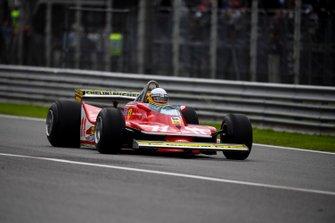 Jody Scheckter, Ferrari 312T