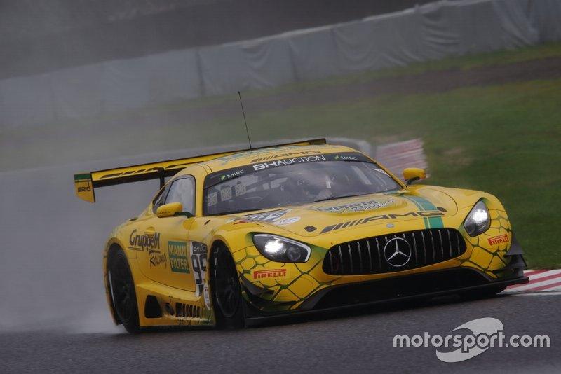 999 Mercedes-AMG Team GruppeM Racing Mercedes-AMG GT3