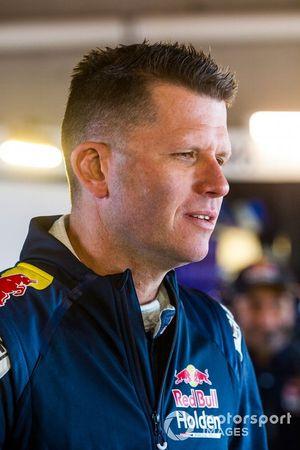 Garth Tander, Triple Eight Race Engineering Holden