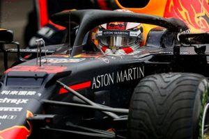 Max Verstappen, Red Bull Racing RB15, 1st position