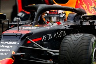 Max Verstappen, Red Bull Racing RB15, 1st position