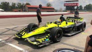 Alex Palou, Dale Coyne Racing