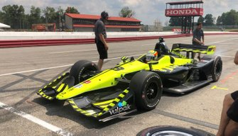 Alex Palou, Dale Coyne Racing