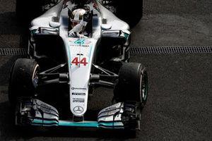 Льюис Хэмилтон, Mercedes AMG F1 W07