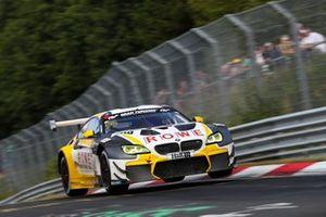 #99 ROWE Racing BMW M6 GT3: Nick Catsburg, Philipp Eng