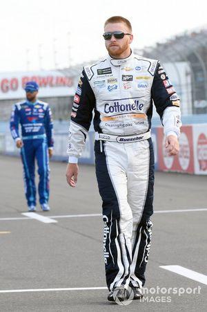 Chris Buescher, JTG Daugherty Racing, Chevrolet Camaro Cottonelle