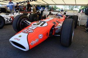 Jim Clark Lotus 381967 Indianapolis