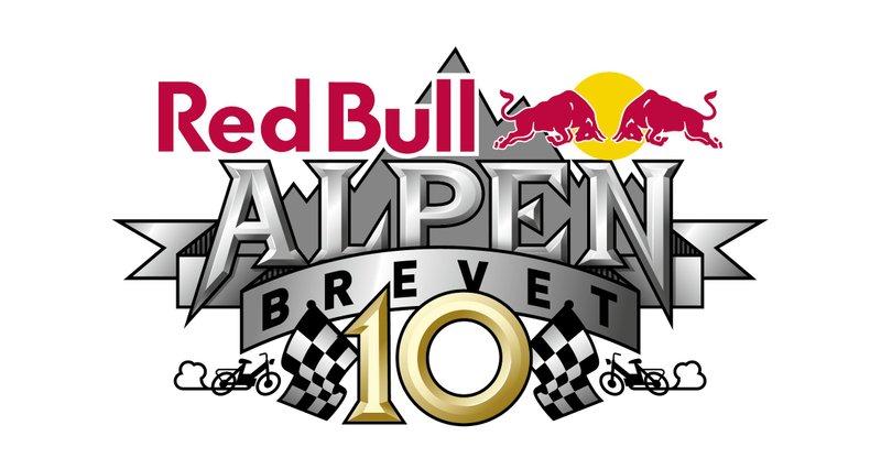 Red Bull Alpenbrevet 2019, logotype
