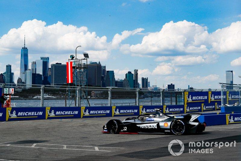Oliver Rowland, Nissan e.Dams, Nissan IMO1