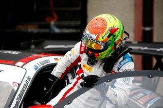 #117 KÜS Team75 Bernhard Porsche 911 GT3 R: Laurens Vanthoor