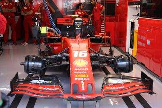 Ferrari SF90 voorkant detail