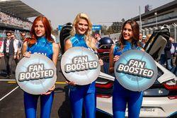 Chicas Fórmula E