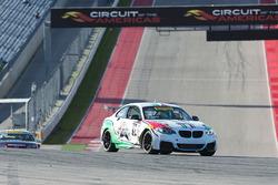 #27 BMW M235iR: Gino Carini